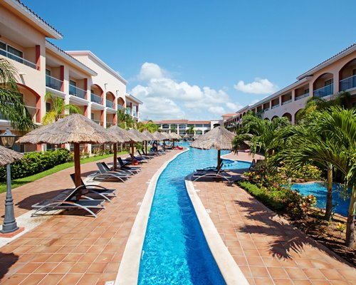 Sandos Playacar Beach Resort Timeshare Resale And Rental